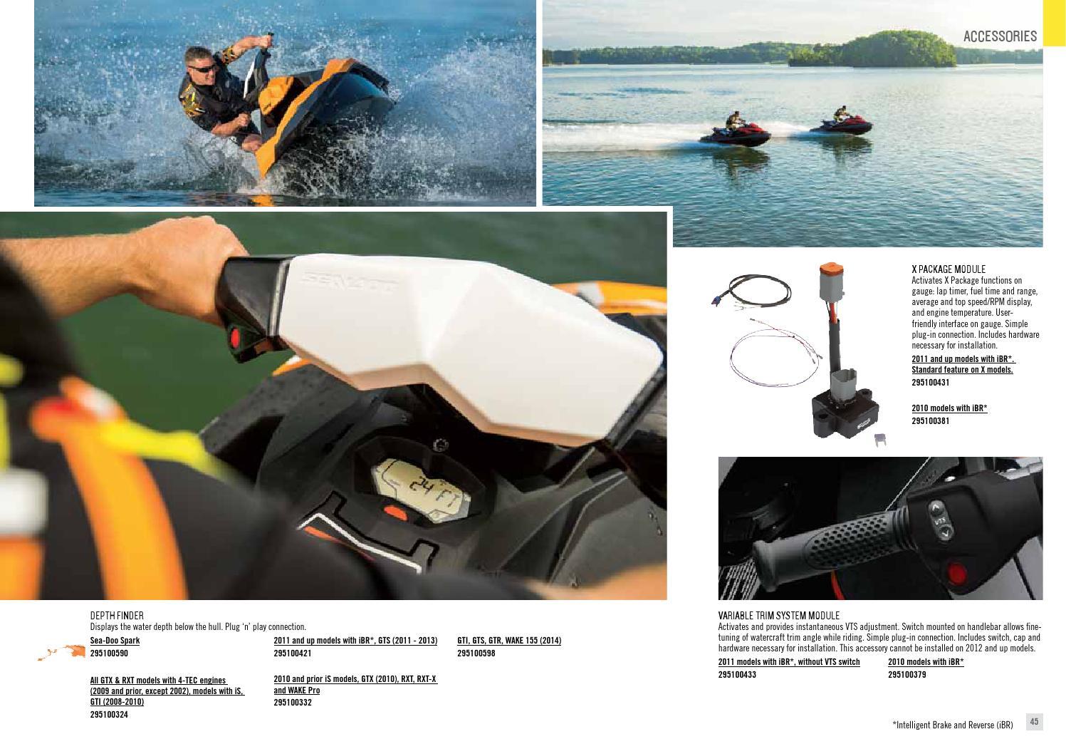 2014 BRP Sea-Doo PAC by LogosSport com ua - issuu