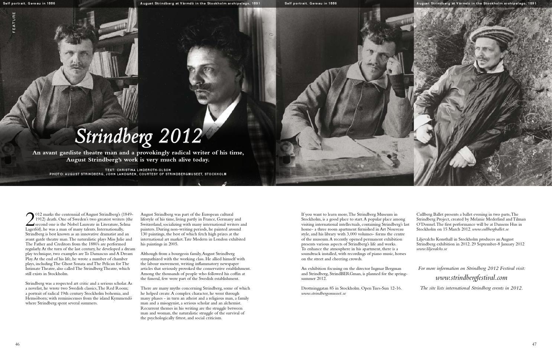 Swedish bulletin winter 2011 by Swedish Bulletin - issuu