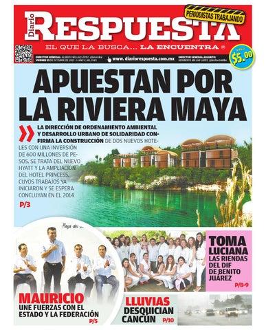 509706ce89 Respuesta25octubre2013 by Diario Respuesta - issuu