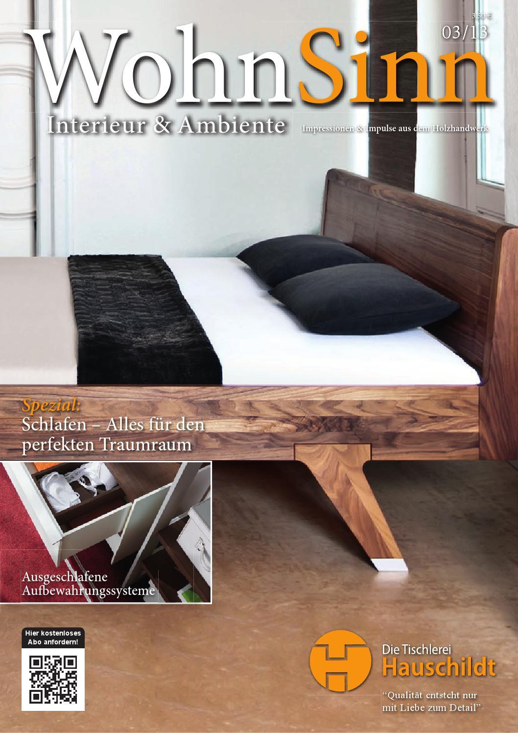 Wohnsinn Hauschildt 0313 By TopaTeam GmbH   Issuu