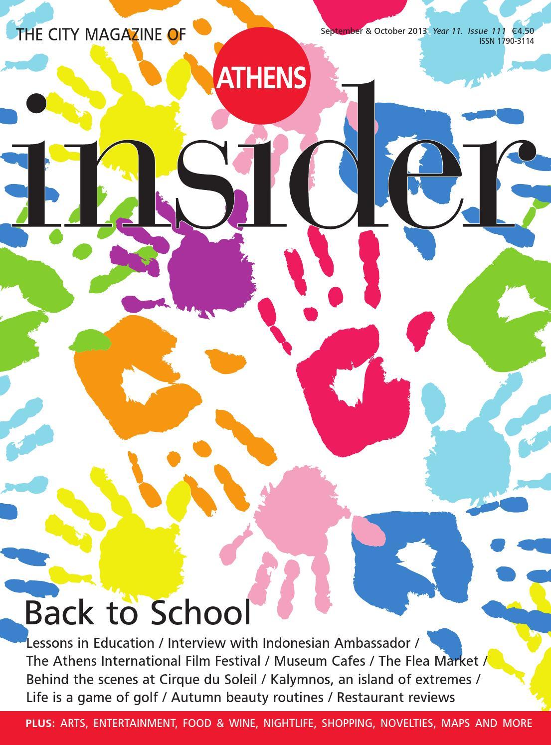 8c5ffe6194c Insider 111 - September October 2013 by Insider Publications - issuu