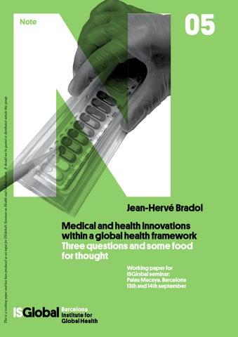 Innovation Health