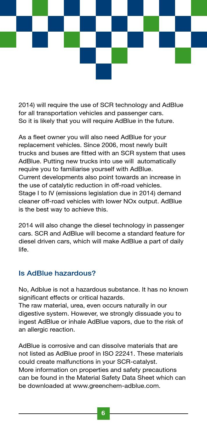 What Is Adblue By Greenchem Holding B V Issuu