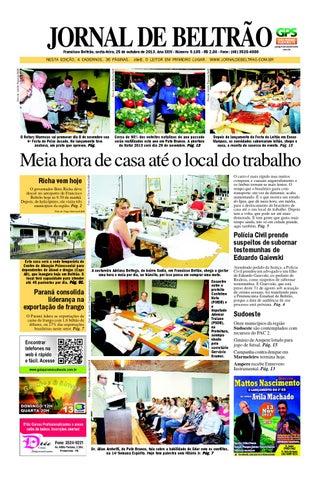 9e28238cecd Jornaldebeltrao 5185 25-10-2013.pdf by Orangotoe - issuu