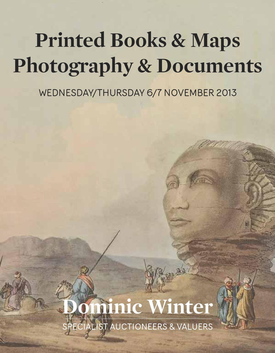 Dominic Winter by Jamm Design Ltd - issuu
