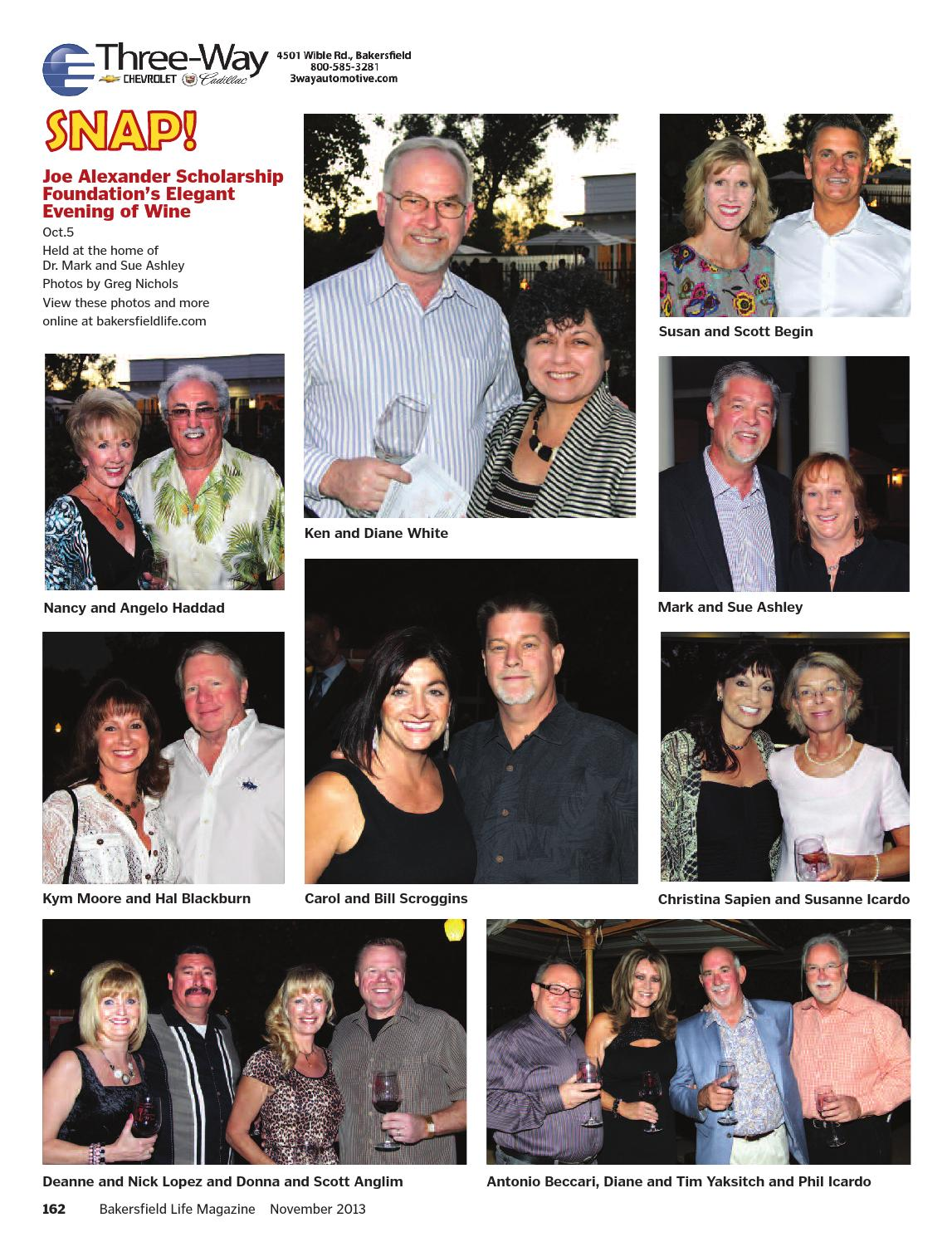 Bakersfield life magazine november 2013 by tbc media for Bakersfield home magazine