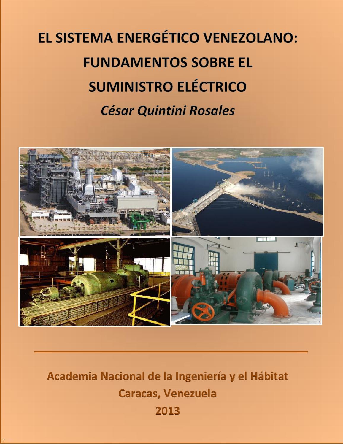 c24e46d780e El Sistema Energético venezolano  Fundamentos sobre el suministro eléctrico  by Soberania.org Venezuela - issuu