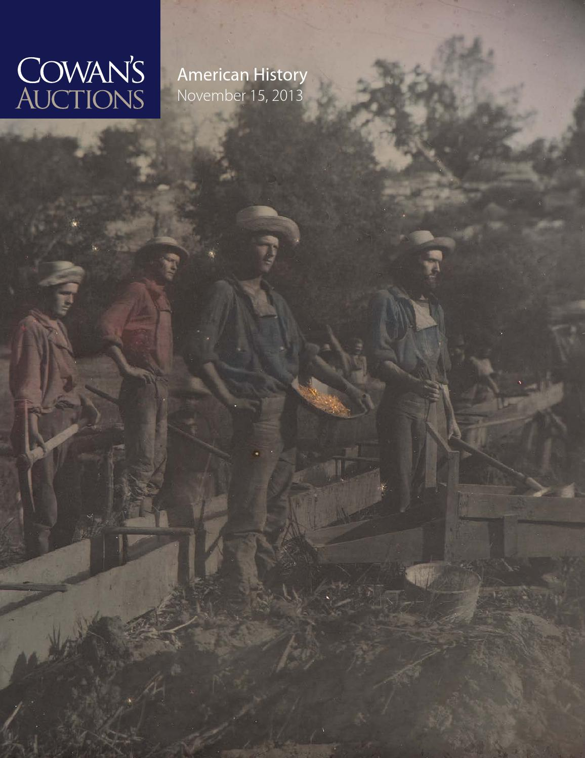 American History By Cowans Auctions