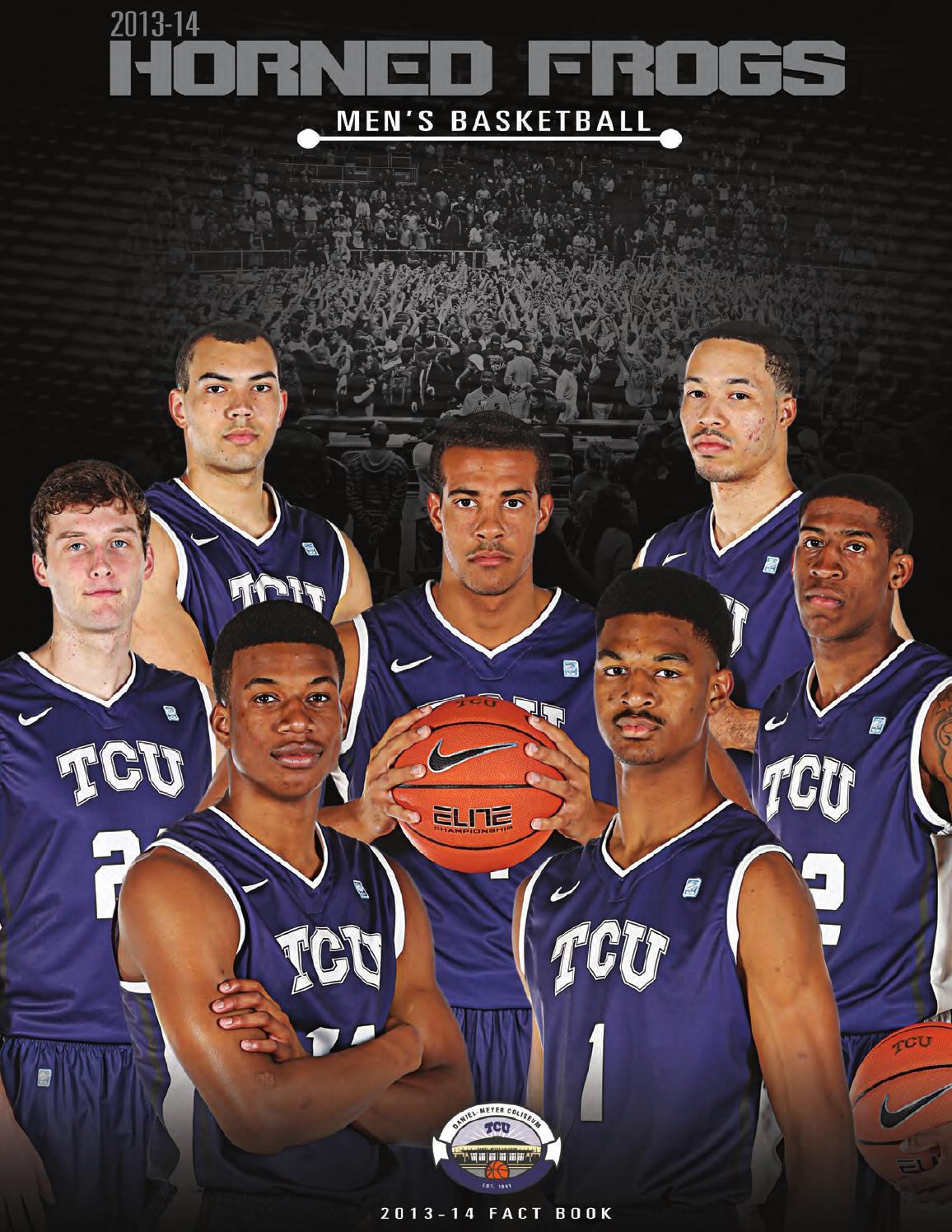 2013-14 TCU Men's Basketball Fact Book by TCU Athletics - Issuu