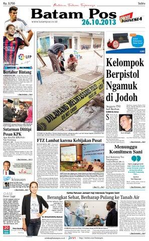 26 Oktober 2013 By Batampos Newspaper Issuu