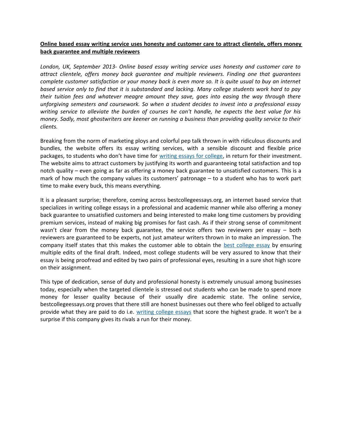 Model cover letter for internship