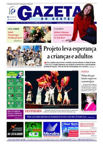 2f0cea0f2 Edição de 27/10/2013 by Zenitech - issuu