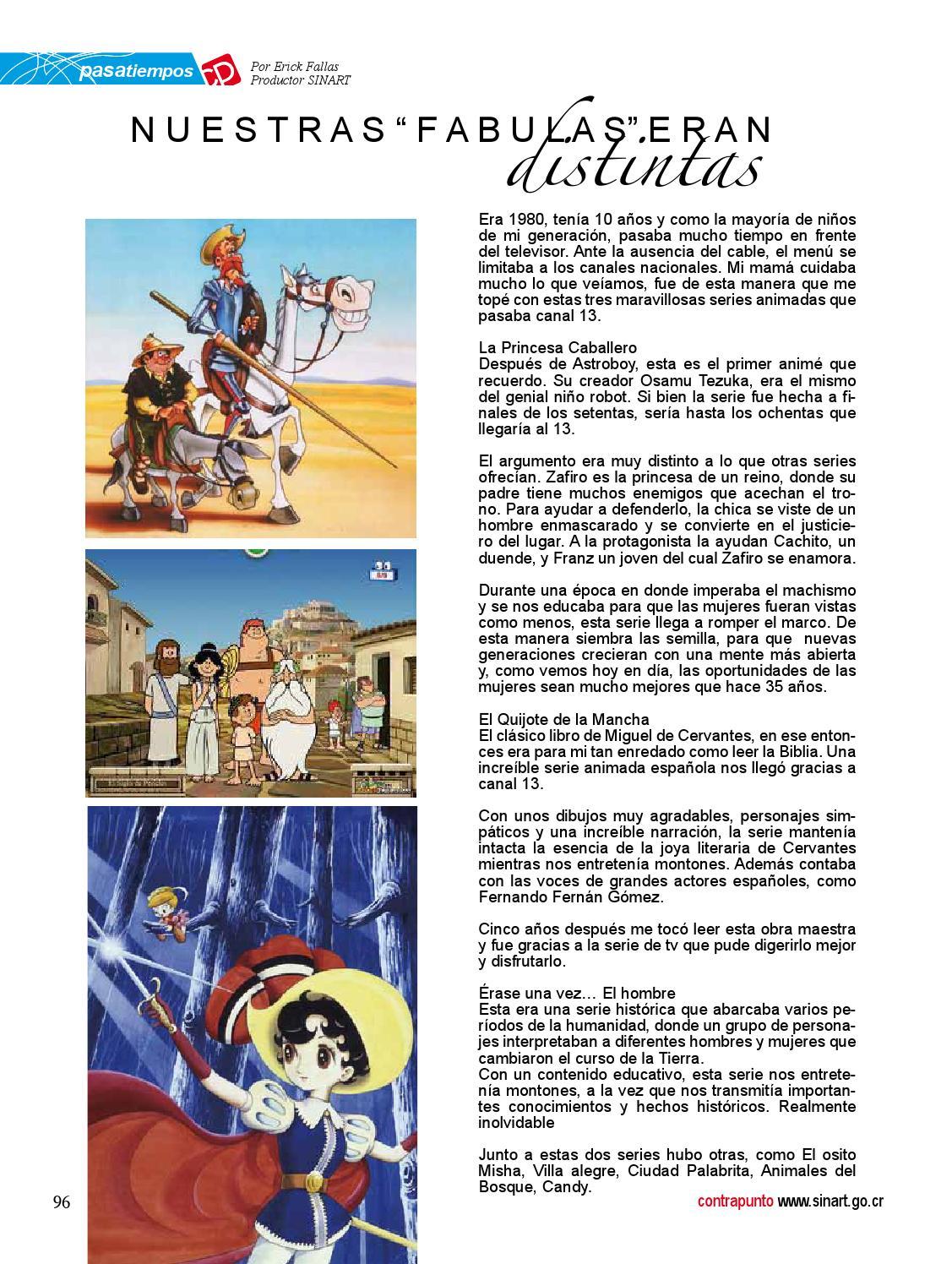 Sinart 35 años by Contrapunto - issuu