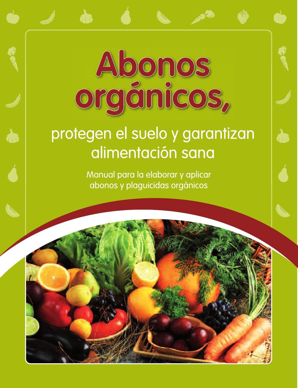 Abonos organicos by Monica Granja - issuu