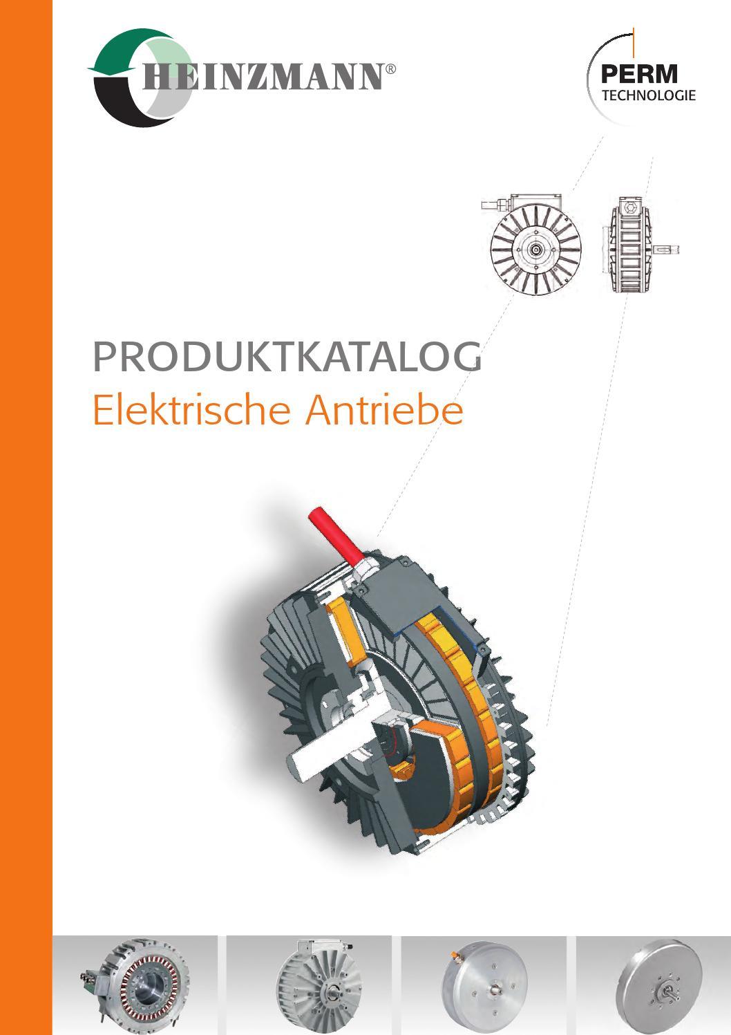 HEINZMANN Elektromotoren [Katalog] by Heinzmann GmbH & Co. KG - issuu
