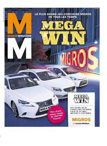 1dbe1fdb20503 Migros magazin 44 2013 f ge by Migros-Genossenschafts-Bund - issuu