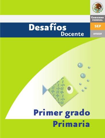 144911246 desafios matematicos docente 1º primer grado primaria by ...