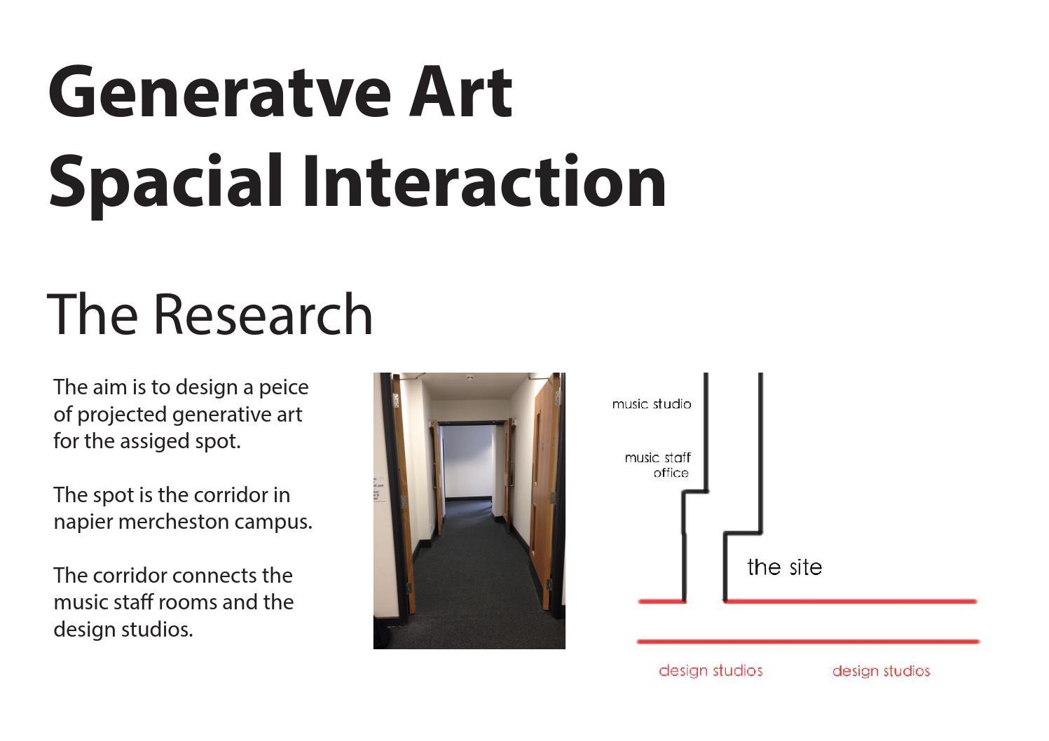 Art pdf generative