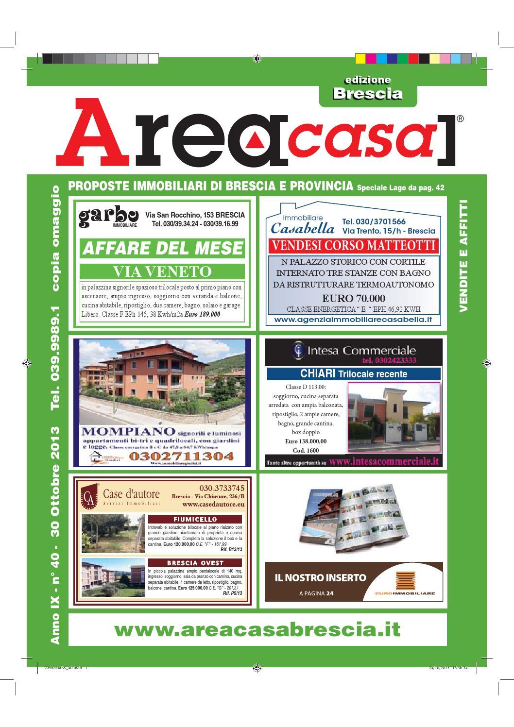 Bagni D Autore Brescia areacasa brescia 40 by netweek - issuu