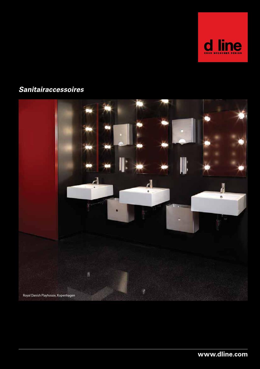 D Line Zeepdispenser.D Line Bathroom Nl By Dline Issuu