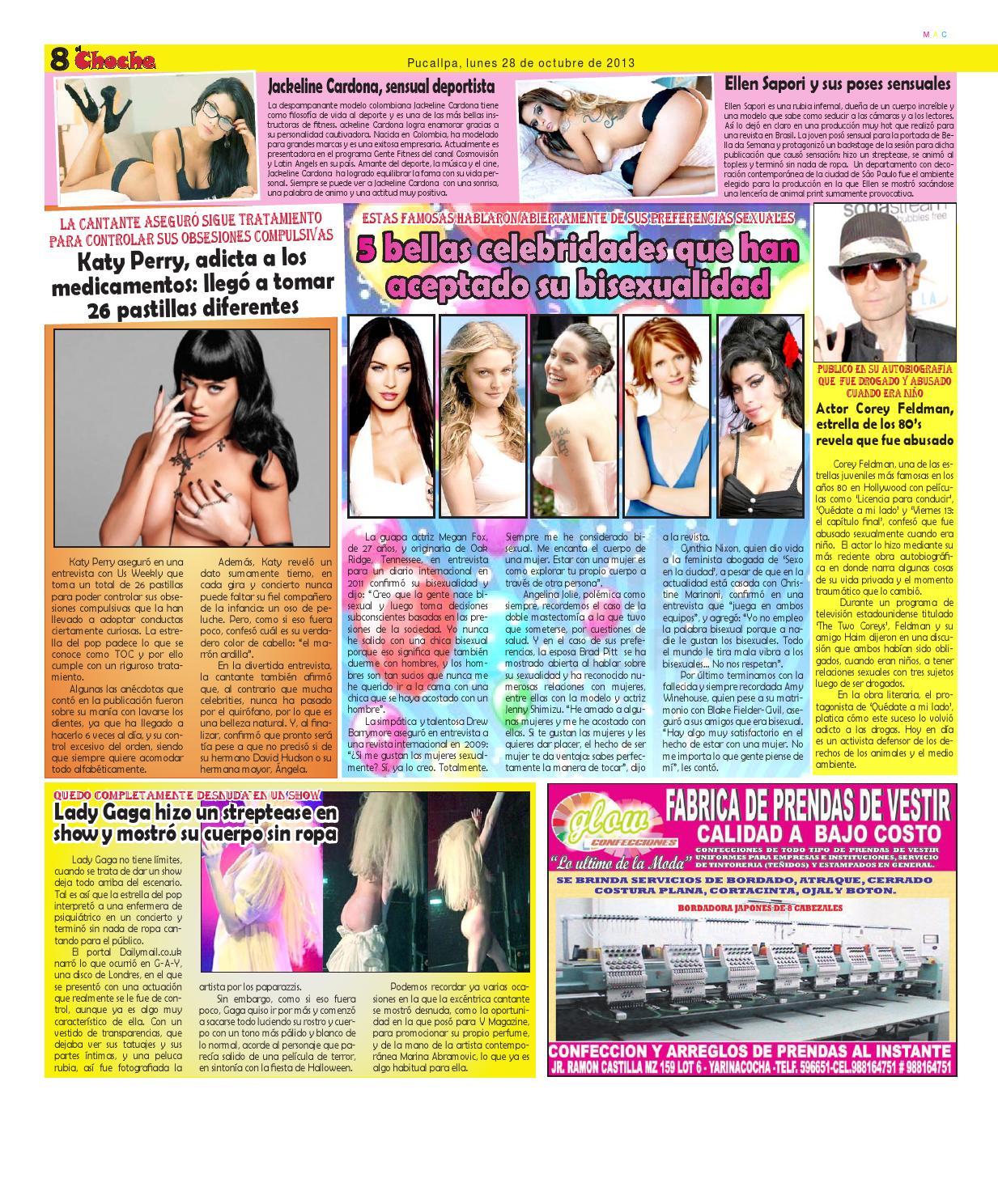 El Choche 28 De Octubre De 2013 By Diario El Choche Issuu