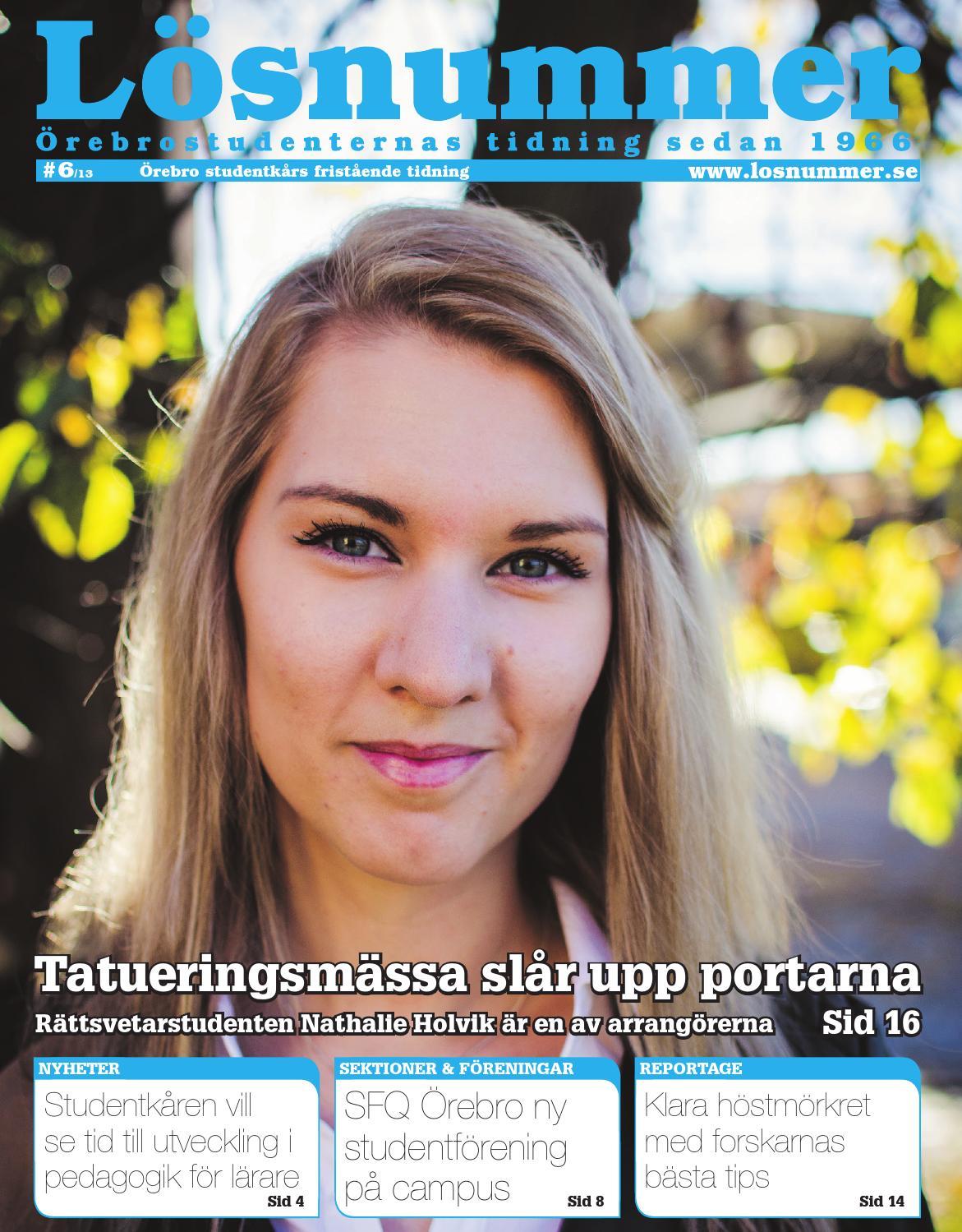 Tidning I Örebro