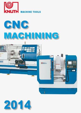 cnc machining knuth catalog 2014 by knuth