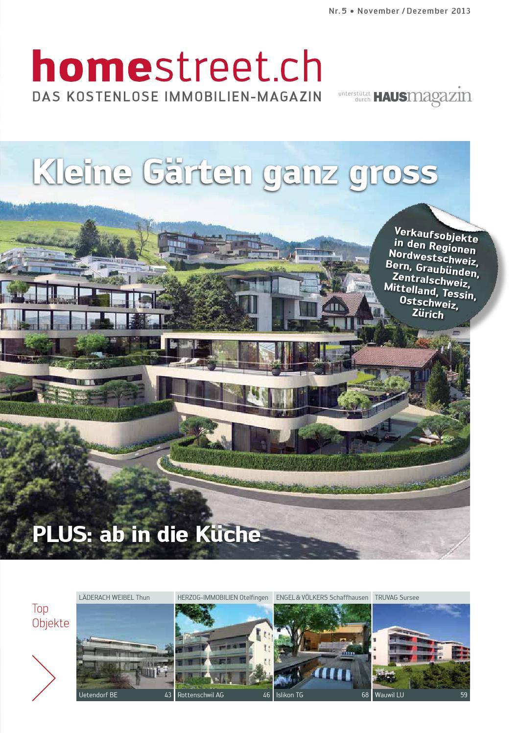 Kleine Gärten Ganz Gross By Homestreet AG   Issuu