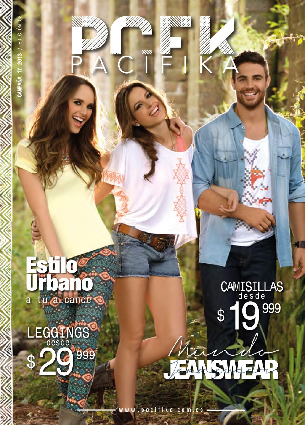 794a4cc81 Catálogo Pacífika campaña 17 de 2013 by PCFKPacifika - issuu