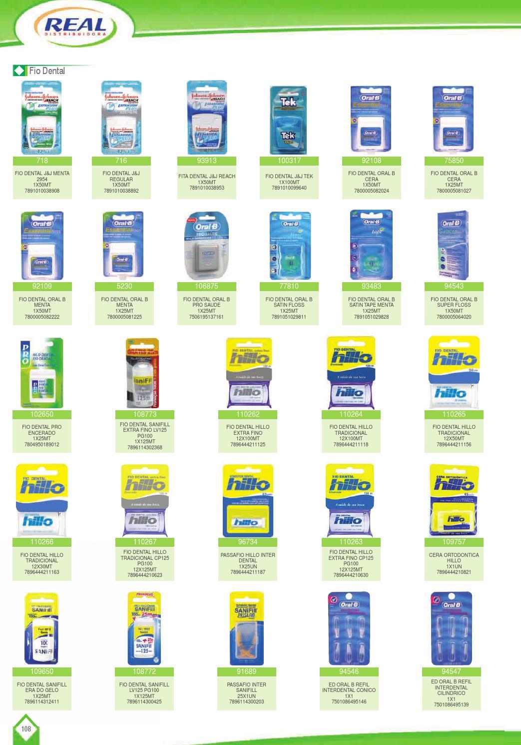 81d4b9b6c19798 Catálogo de Produtos Real Distribuidora by Newbasca - issuu