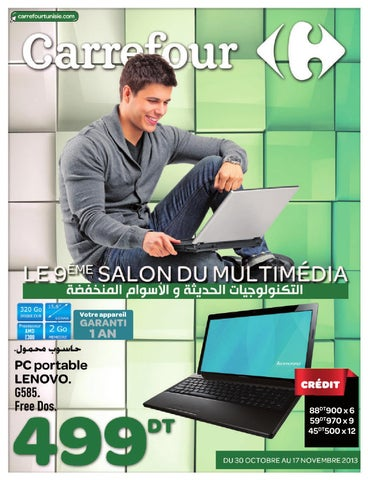Catalogue Carrefour Multimédia 2013 By Carrefour Tunisie
