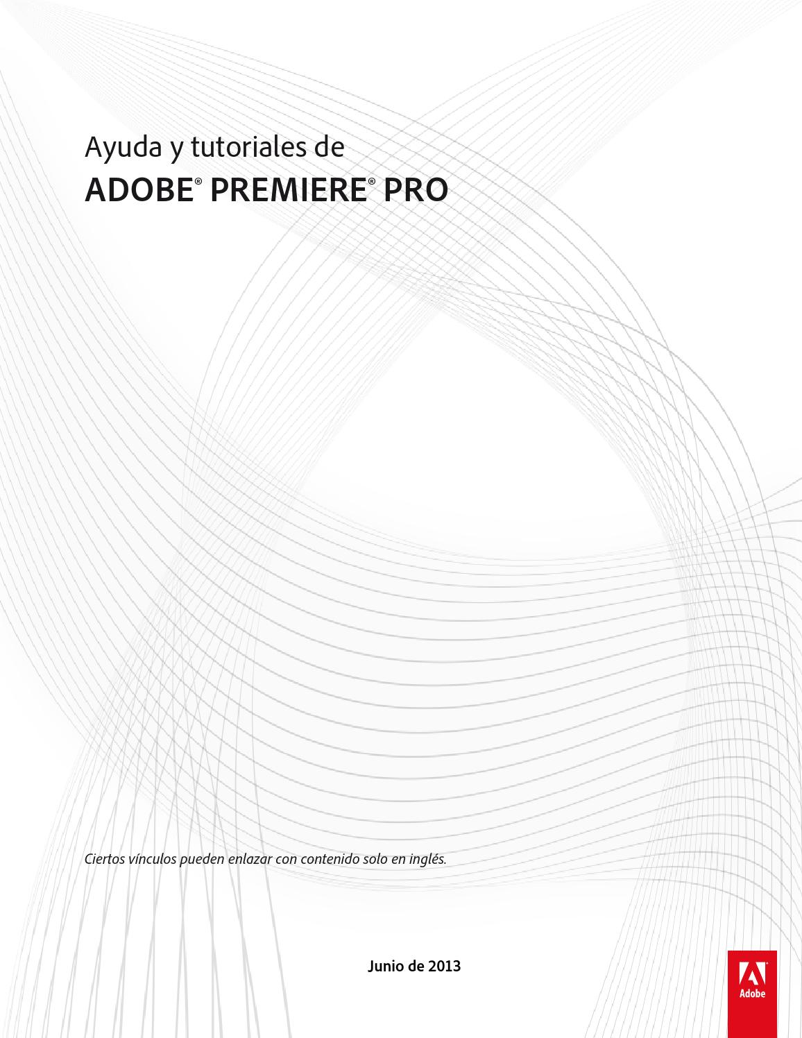 Premiere pro reference by Alan Roberto - issuu