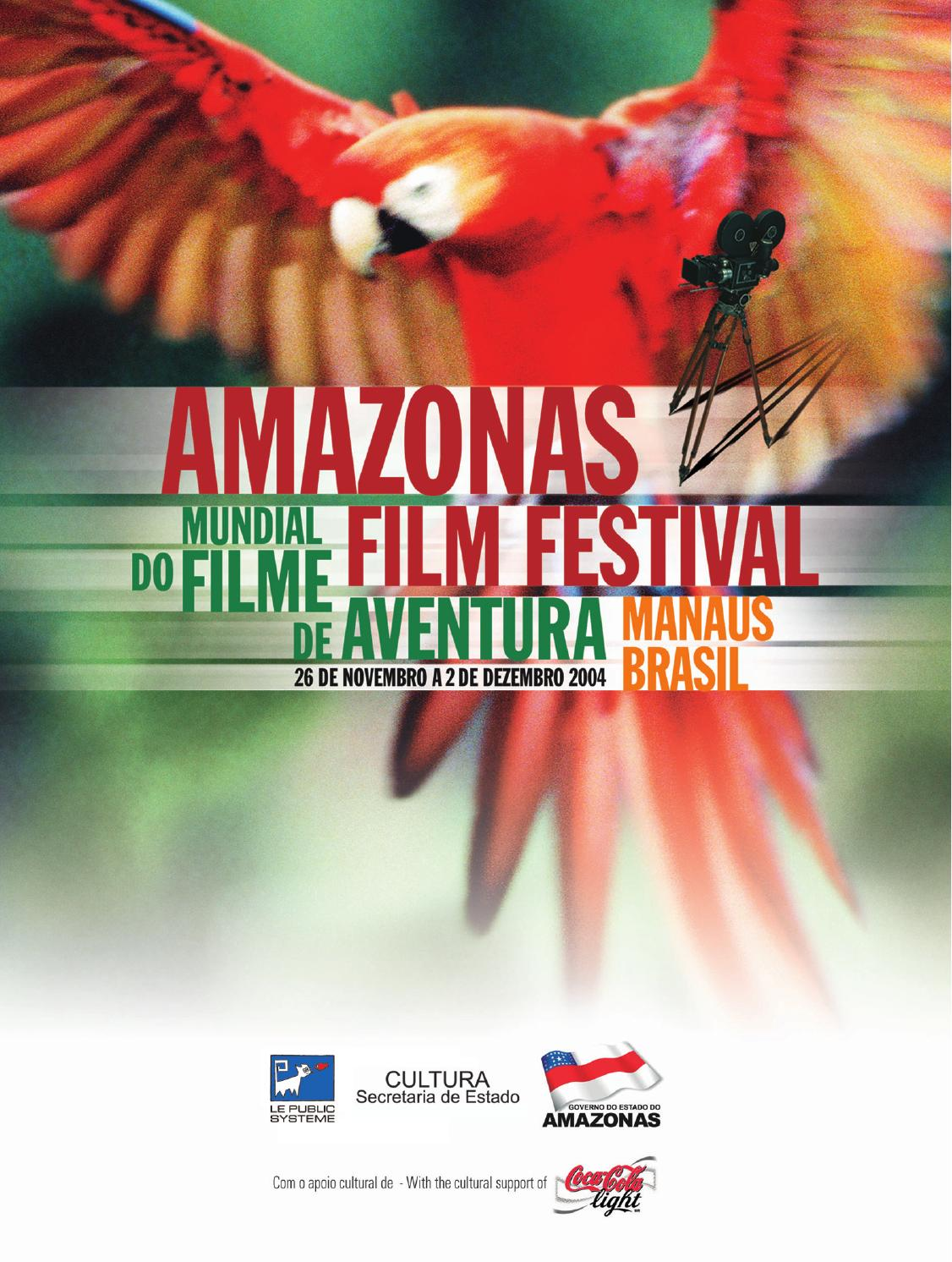 Catlogo amazonas film festival 2004 by culturaam issuu fandeluxe Image collections