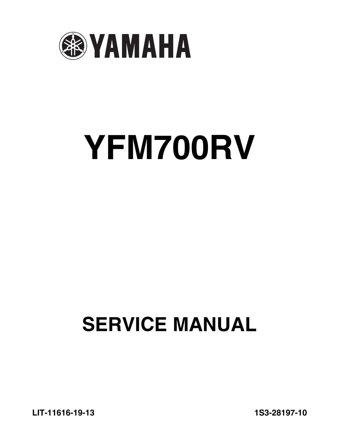 20a raptor chip wiring diagram raptor 700 service manual lit 11616 19 13 by jesus ernesto rangel  raptor 700 service manual lit 11616 19