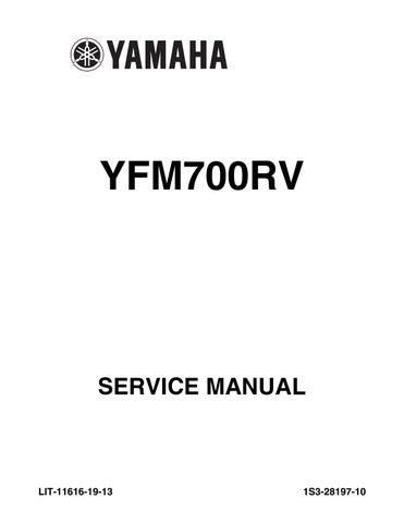 Raptor 700 service manual lit 11616 19 13 by jesus ernesto ... on
