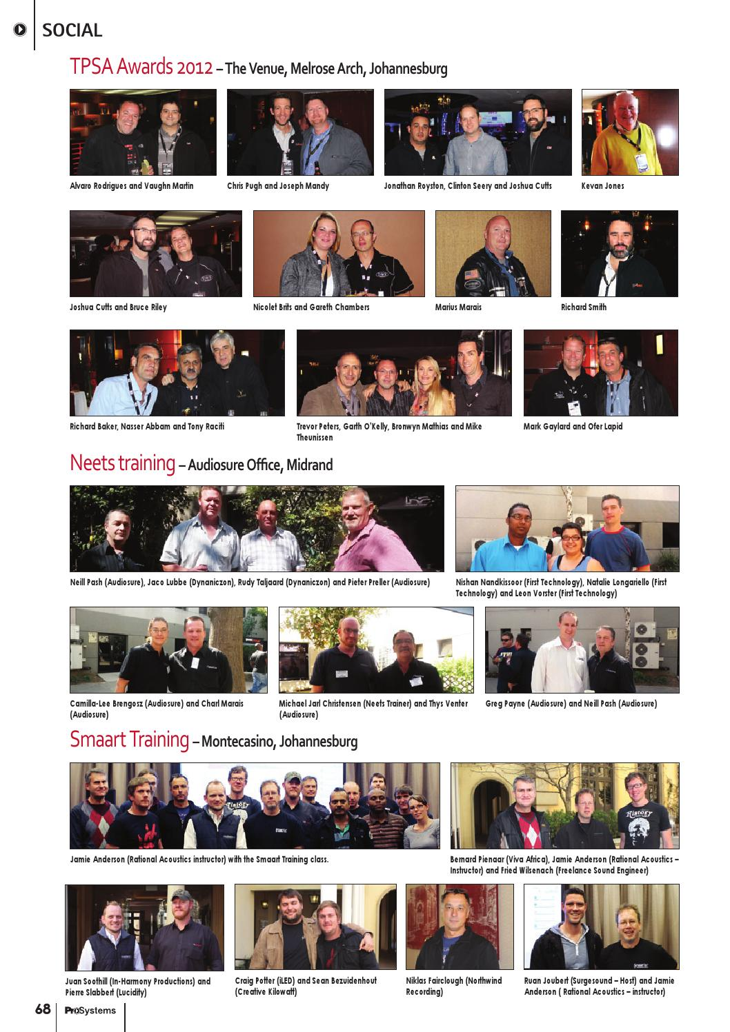 Pro systems sep oct13 web by Pro-Systems Africa News - issuu