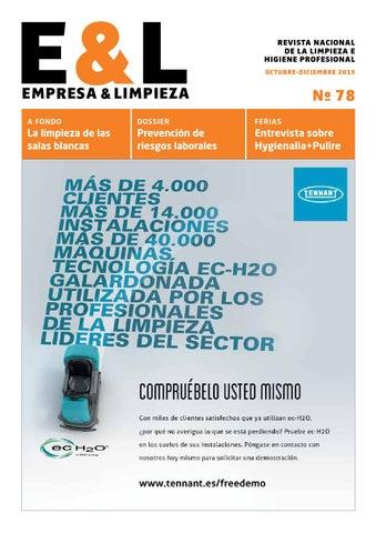 E l 78 by empresa limpieza issuu for Limpieza de cristales a domicilio