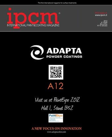 ipcma 2012 n 13 by ipcma international paintcoating magazine issuu