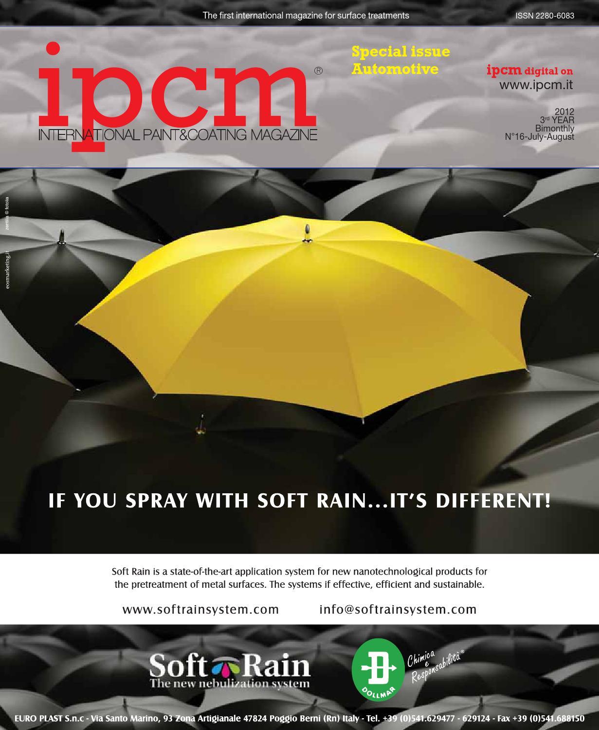 ipcm® 2012 n. 16 by ipcm® International Paint Coating Magazine - issuu 98e34eff1b4