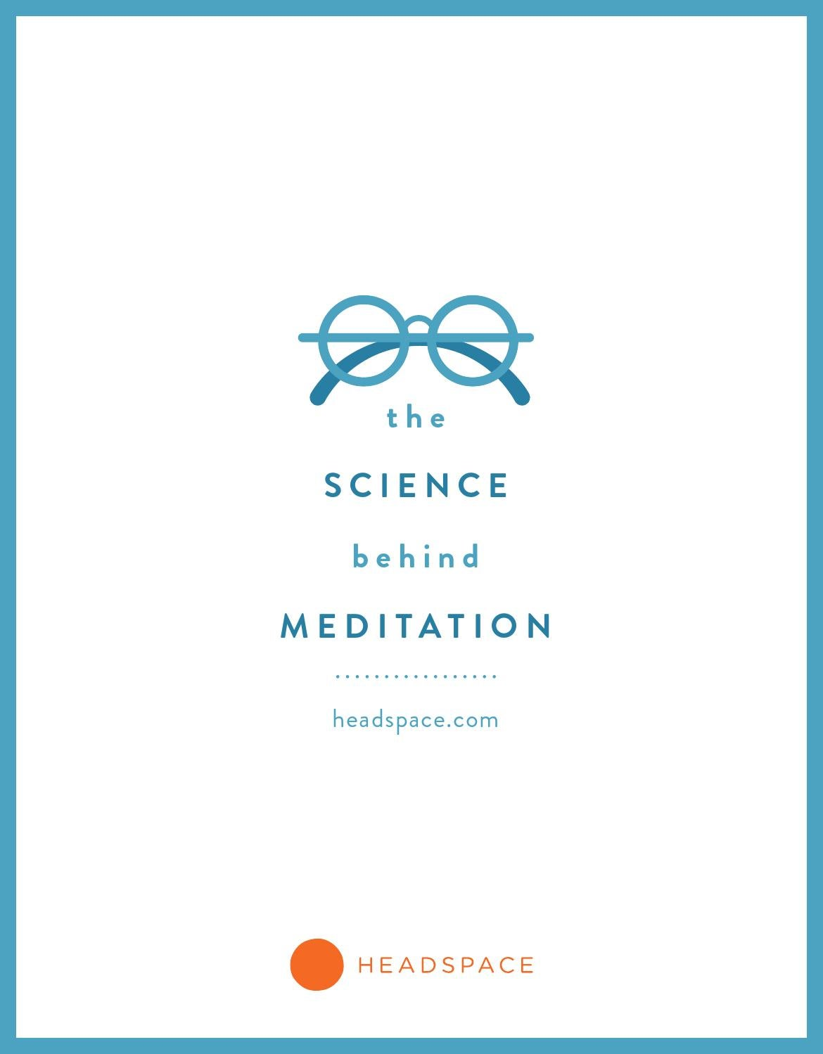 The Science Behind Meditation By Headspace