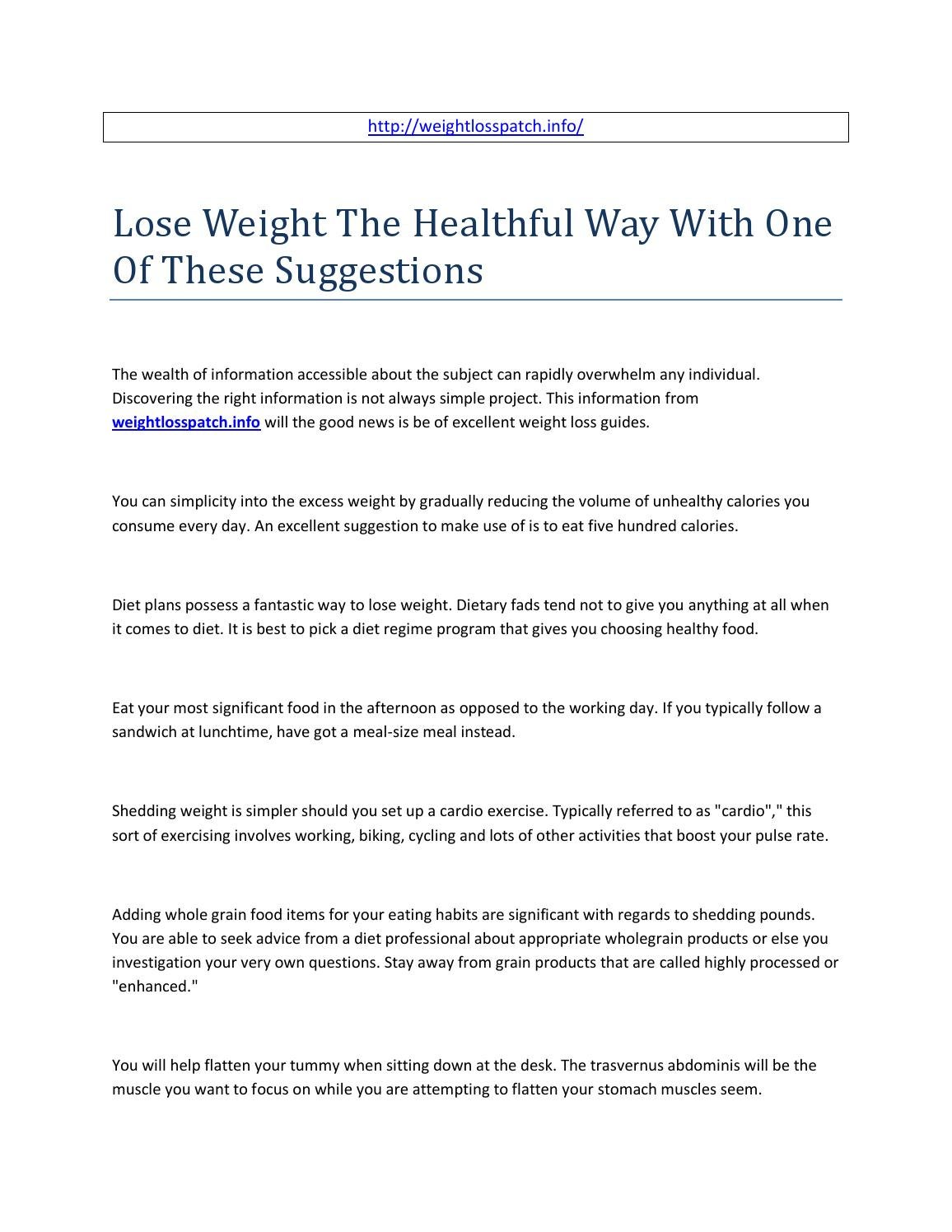 Weight loss plateau breaker weight watchers image 10