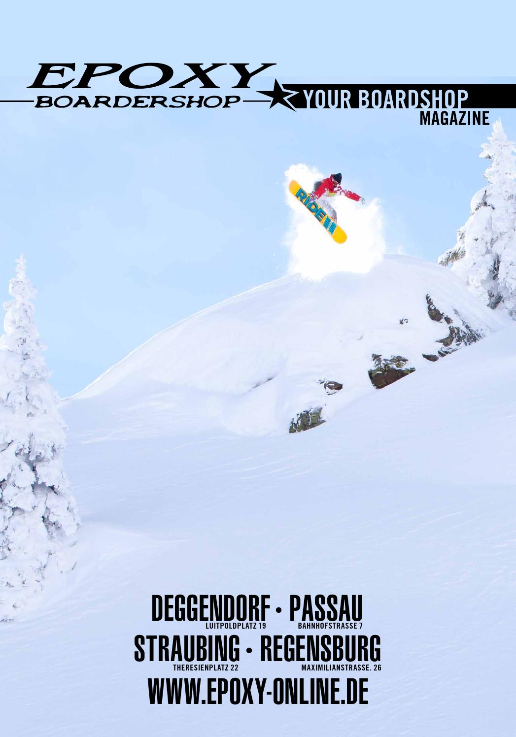 Epoxy Winter Katalog by tom gstöttner issuu