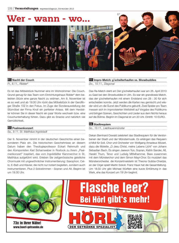 espresso Magazin November by espresso Magazin - issuu