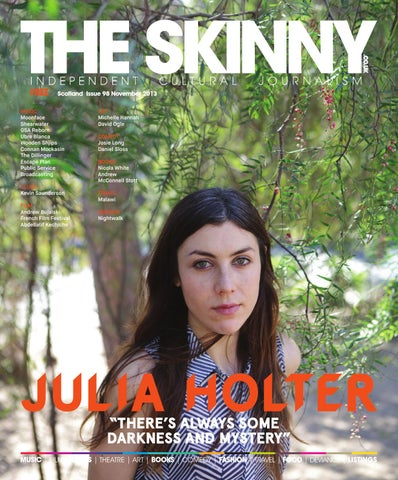 The Skinny Scotland November 2013 By The Skinny Issuu