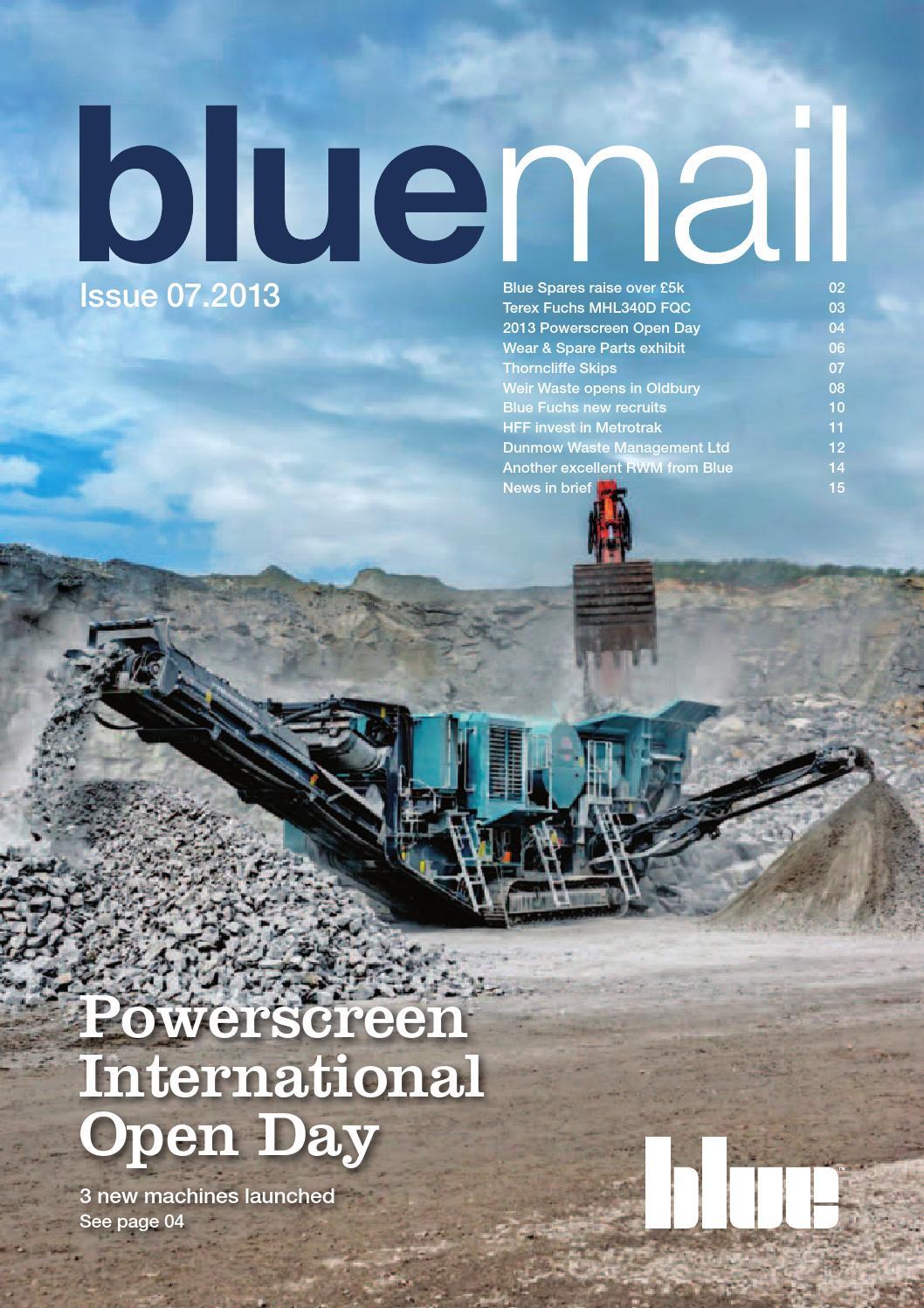 Blue Mail 07 by Daniel Tomlinson - issuu