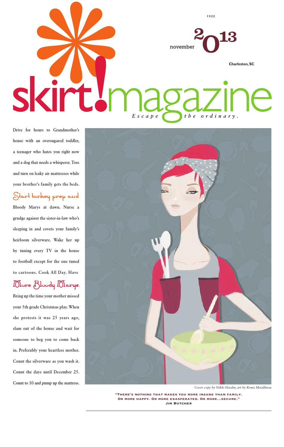 The November 2013 Delicious Issue by skirt.com - issuu