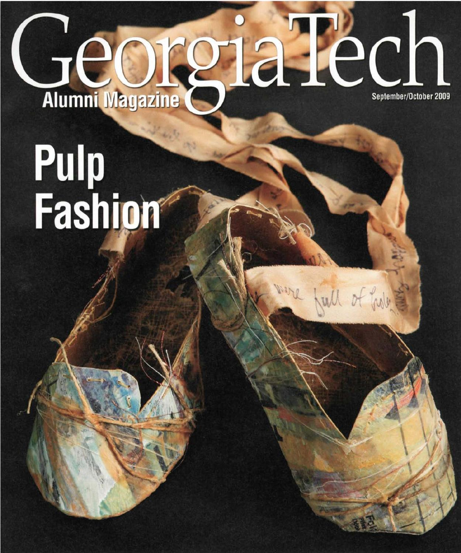 georgia tech alumni magazine vol 86, no 01 2009 by georgia tech
