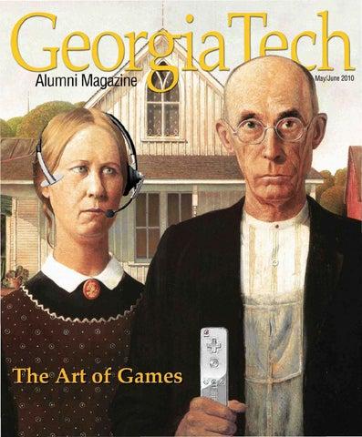 Georgia Tech Alumni Magazine Vol 86 No 05 2010 By Georgia Tech