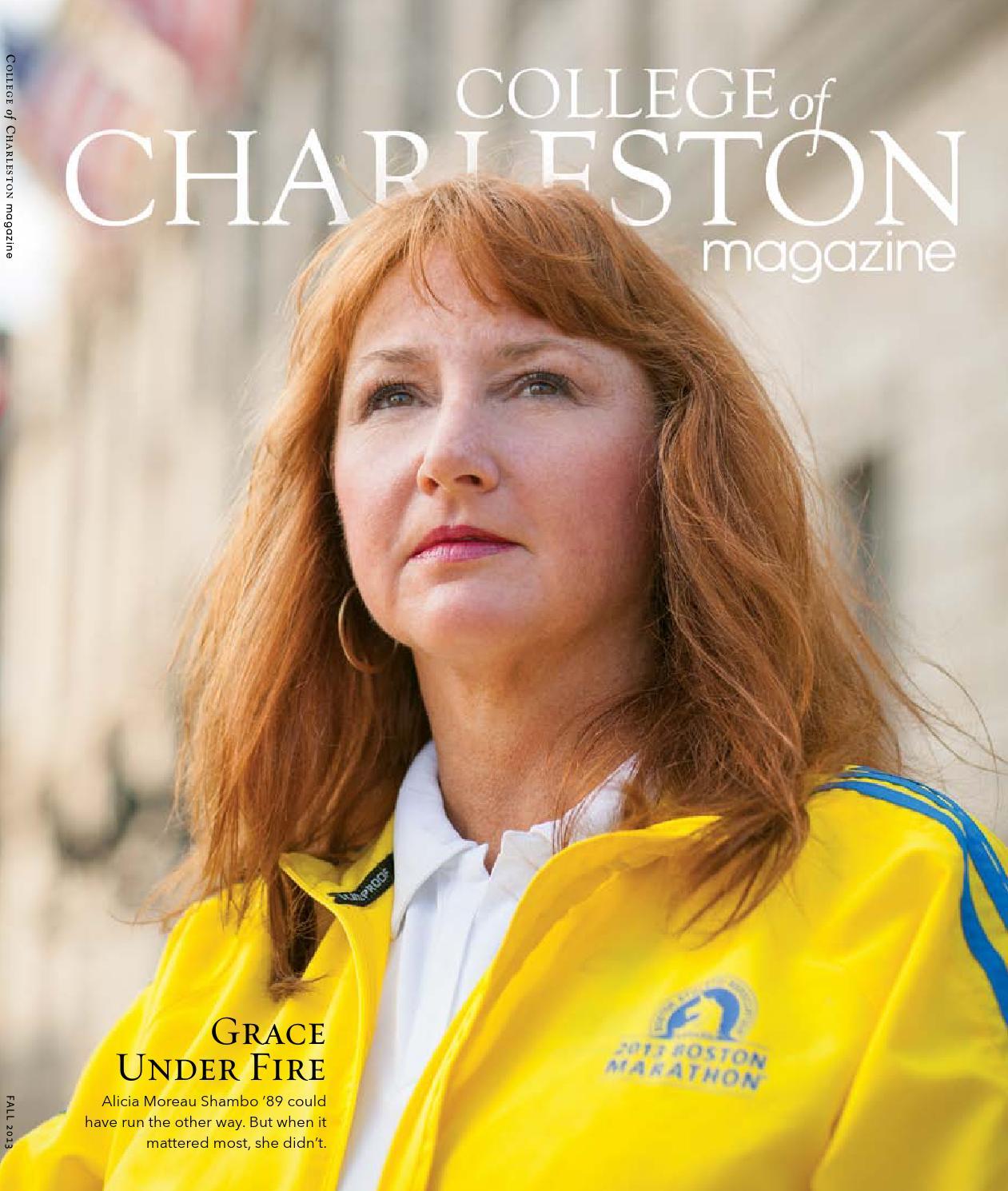 College of Charleston Magazine Fall 2013 by College of Charleston - issuu