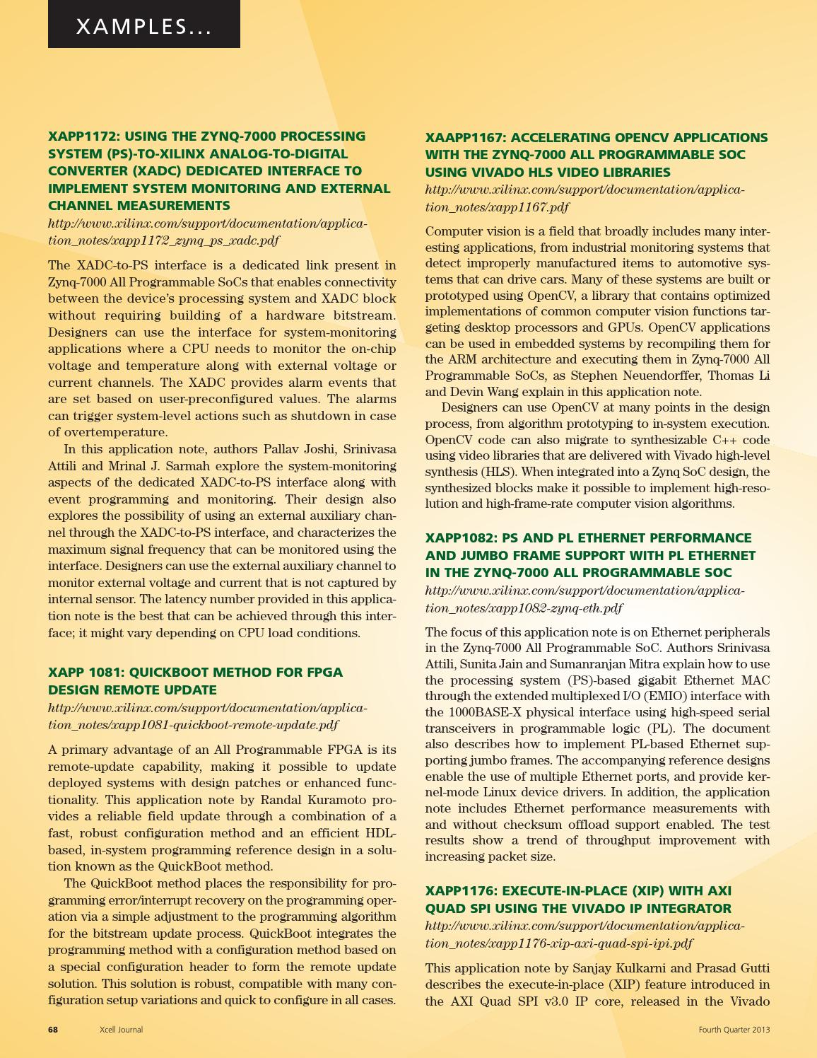 Xcell Journal issue 85 by Xilinx Xcell Publications - issuu